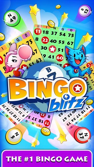 Bingo Blitz: ビンゴ ゲーム- ビンゴ スロットスクリーンショット7