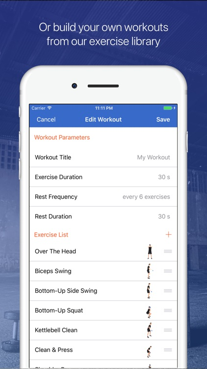 Kettlebell Workouts by Fitify screenshot-4