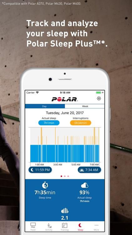 Polar Flow – Sync & Analyze screenshot-4