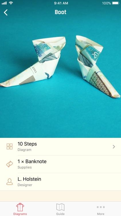 Money Origami Gifts Made Easy screenshot-4