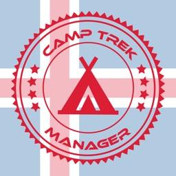 Camp Trek Manager - Iceland