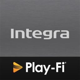 Integra Music Control App