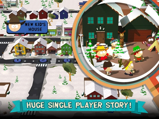 South Park: Phone Destroyer™ screenshot 6