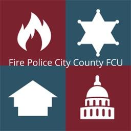 Fire Police City County FCU