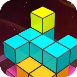 Pop Cube Star 3D