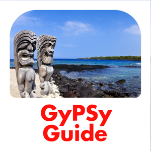 Big Island Hawaii Gypsy Guide app