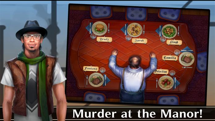 Adventure Escape: Murder Manor Screenshot