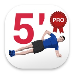 5 Minute Plank Challenge PRO