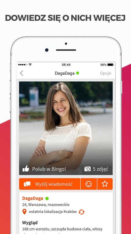 Aplikacja randkowa dla związków