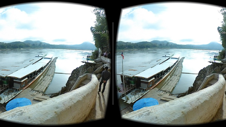 VR Mekong Cruise