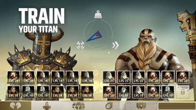 Dawn of Titans Screenshots
