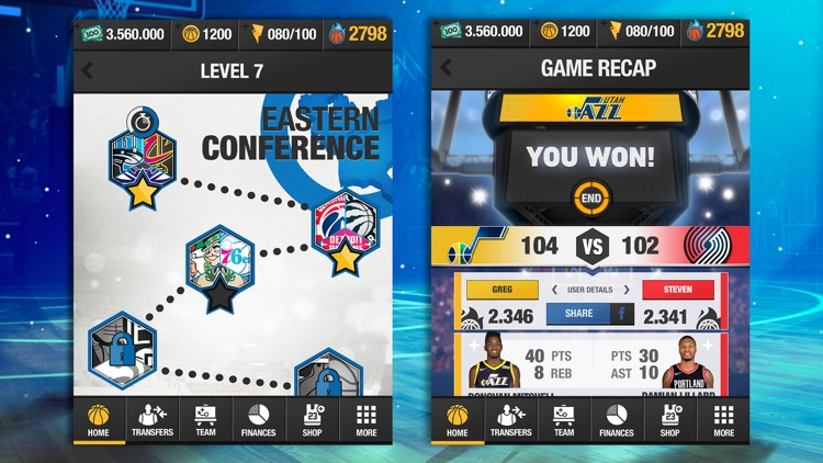 NBA General Manager 2018 screenshot-6
