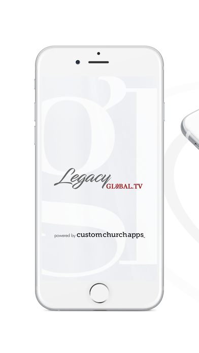 LegacyGlobal TV screenshot one