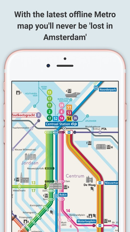 Amsterdam and Rotterdam Metro by Bappz