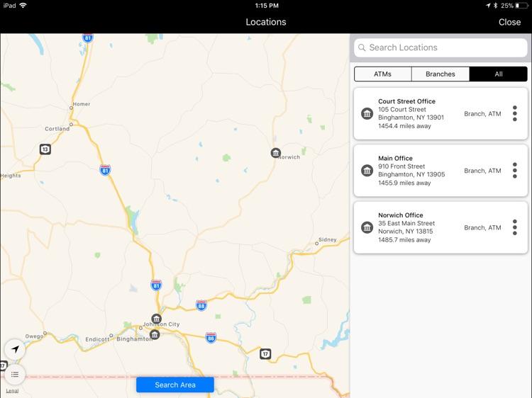 GHS Federal CU for iPad screenshot-3