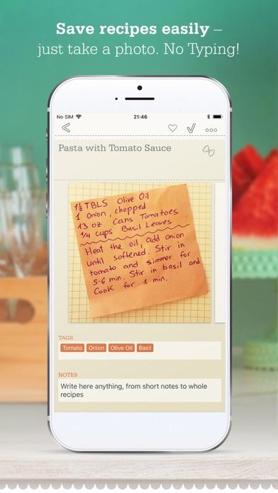 Recipe Organizer by OrganizEat