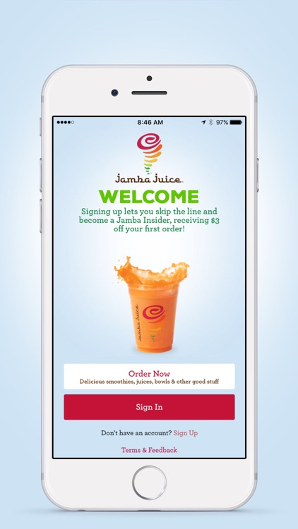 Jamba Juice screenshot-0