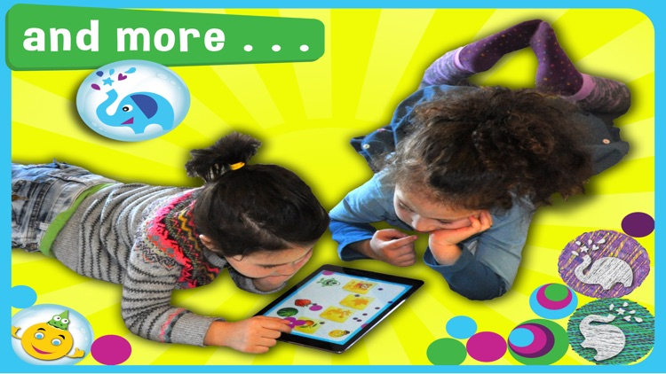Pooza for Preschoolers screenshot-4