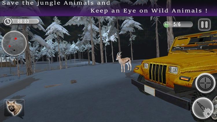 Wild Animal Hunter 3d