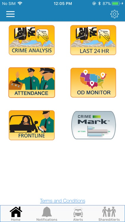 DataVis Mobile Application