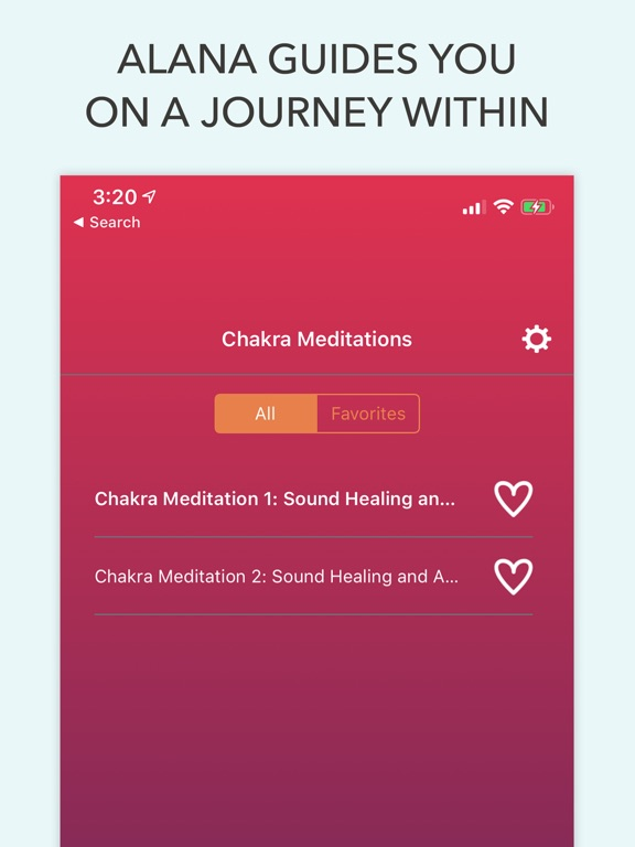 Chakra Meditations screenshot 5