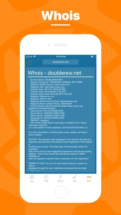 Network Utility screenshot-6