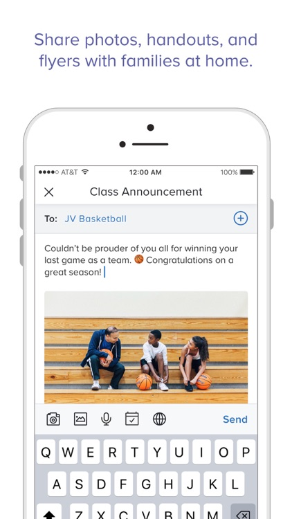 Remind: Fast, Efficient School Messaging app image