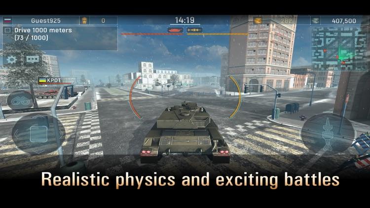 Armada: Modern Tanks screenshot-0