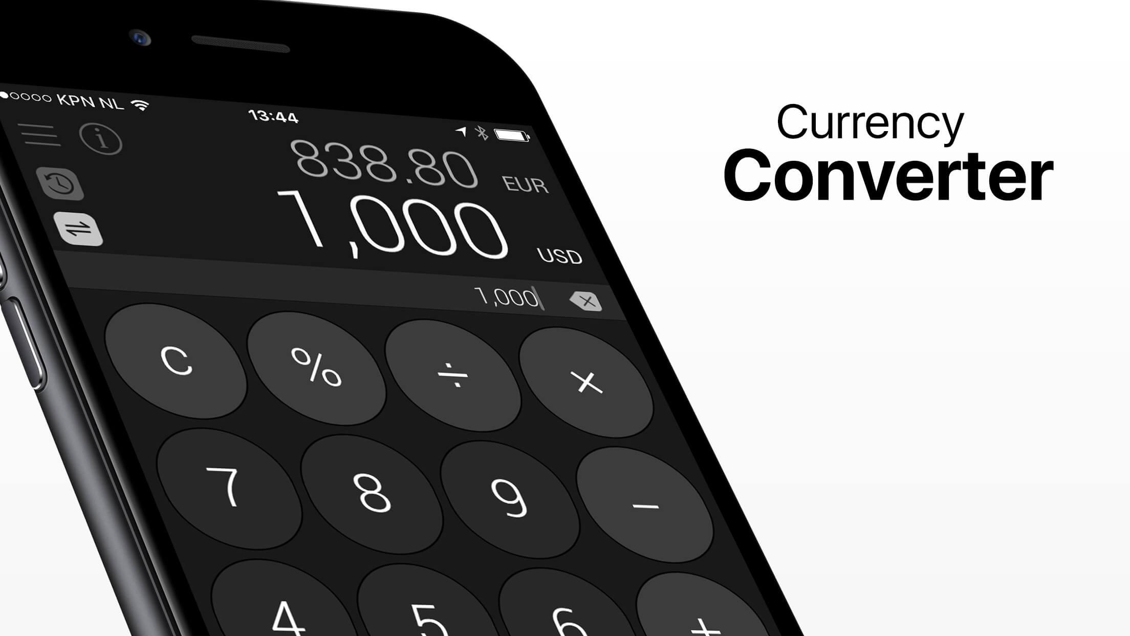 The Calculator Screenshot