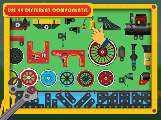 Train Simulator & Maker Game screenshot 2
