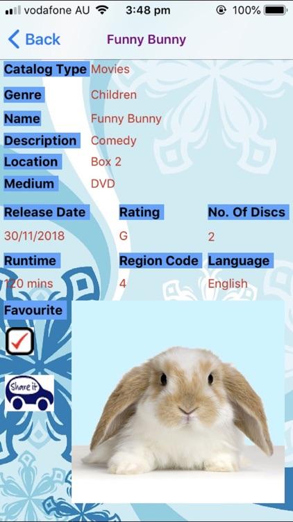 Media Catalog screenshot-8