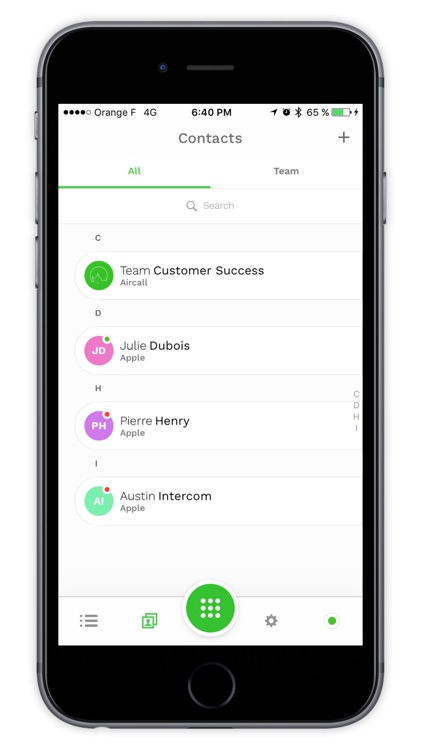 Aircall - The best phone system for your business