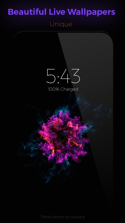 Ink - Live Wallpapers screenshot-0