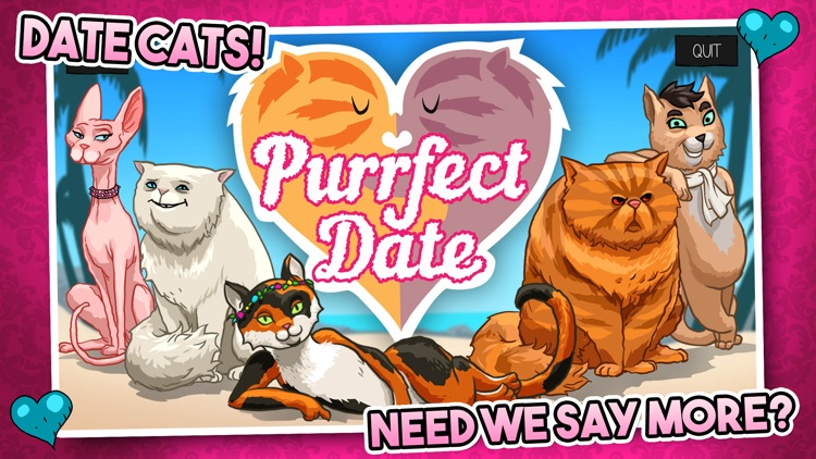 Purrfect Date screenshot-0