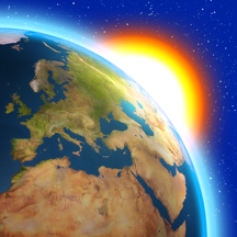 Weather Now ° - Free Local Weather Forecast, Temperature, Alerts, 3D Earth, Widget for US and the World
