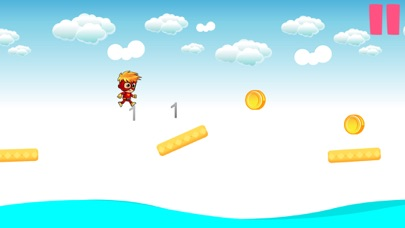 ADVENTURE BOY JUMPER Screenshot 5