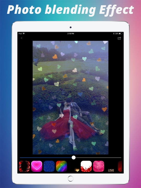 Camera Mix - Photo Blend screenshot 8