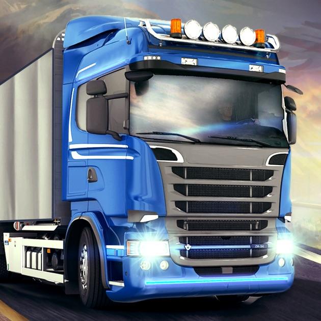 euro truck simulator 2018 on the app store. Black Bedroom Furniture Sets. Home Design Ideas
