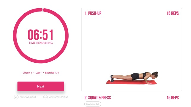SWEAT: Kayla Itsines Fitness on the App Store