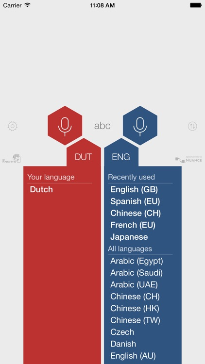 Babel Dutch Voice Translator