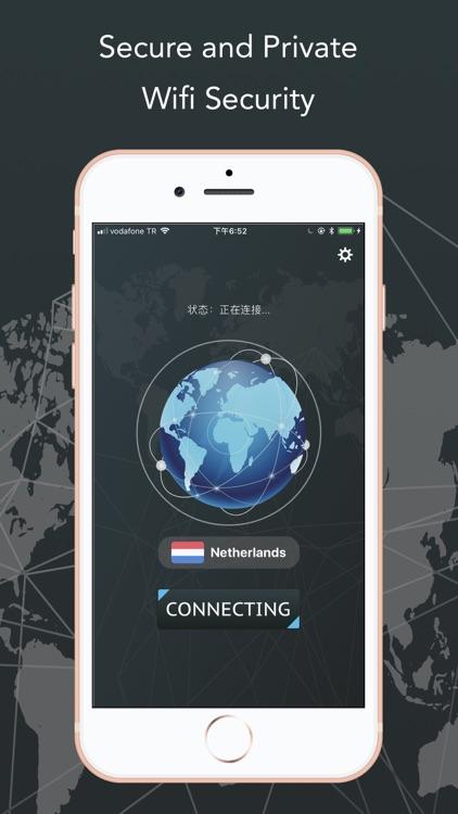 Unblock Master VPN Hotspot screenshot-4