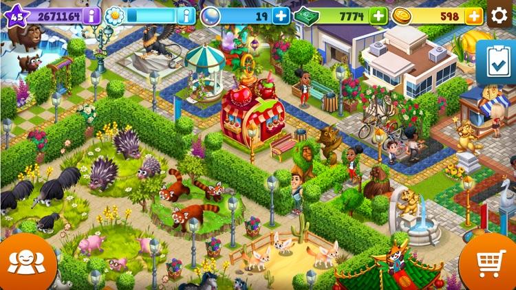 ZooCraft: Animal Family screenshot-5