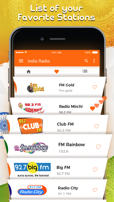 All India Radio Stations Live screenshot two