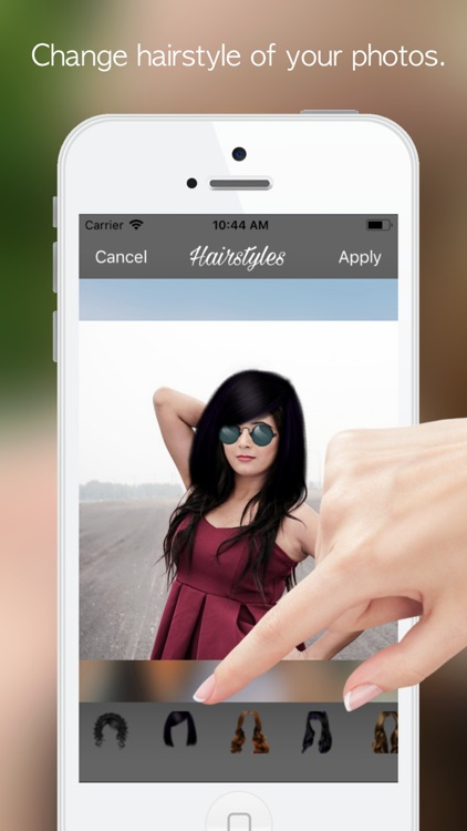PicZone:Photo Editor & Sticker screenshot-9