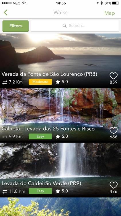 WalkMe | Walking in Madeira screenshot-0