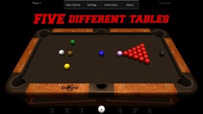 Billiards screenshot four
