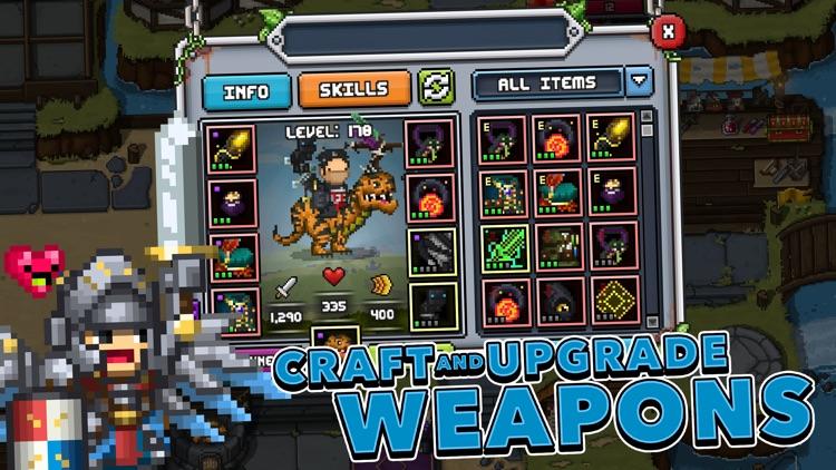 Bit Heroes screenshot-4