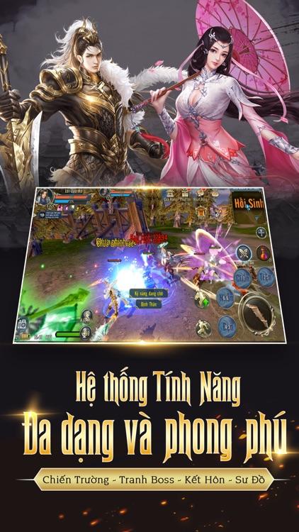 360mobi Kiếm Khách VNG screenshot-4