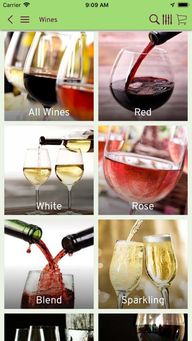 Liquor And Wine Warehouse screenshot three