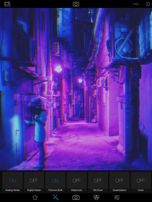 Glitch Art Studio: グリッチエフェクトのおすすめ画像6